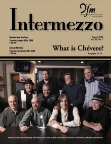Intermezzo - 2008/August