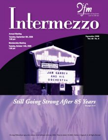Intermezzo - 2008/September