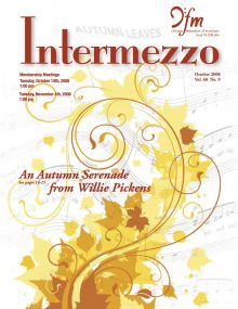 Intermezzo - 2008/October