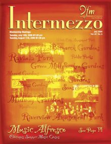 Intermezzo - 2009/July
