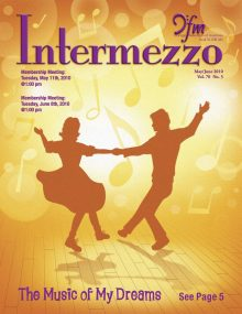 Intermezzo - 2010/May-June