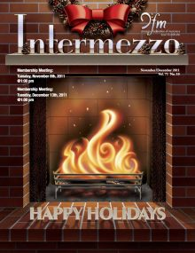 Intermezzo - 2011/November-December