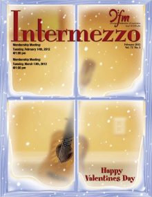 Intermezzo - 2012/February