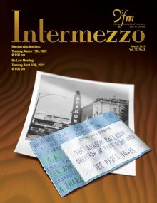 Intermezzo - 2012/March
