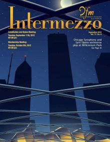 Intermezzo - 2012/September