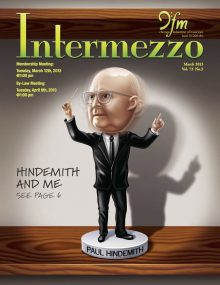 Intermezzo - 2013/March