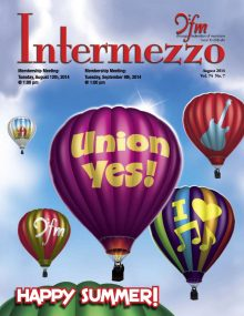 Intermezzo - 2014/August