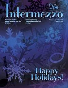 Intermezzo - 2014/November-December