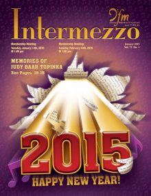 Intermezzo - 2015/January