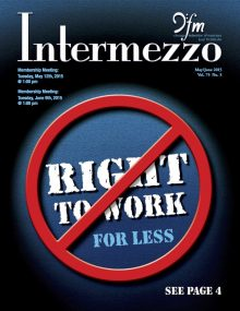 Intermezzo - 2015/May-June