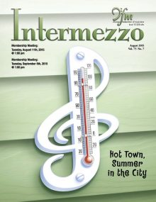 Intermezzo - 2015/August