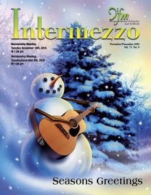 Intermezzo - 2015/November-December