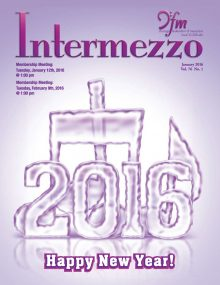 Intermezzo - 2016/January