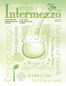 Intermezzo - 2016/March