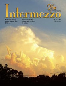 Intermezzo - 2016/May-June