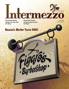 Intermezzo - 2016/July
