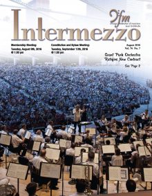 Intermezzo - 2016/August