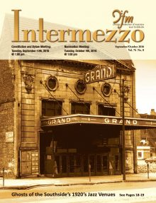Intermezzo - 2016/September-October