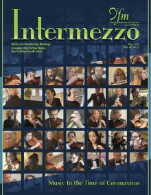 Intermezzo May/June 2020
