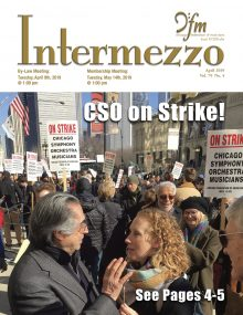 Intermezzo 2019 April