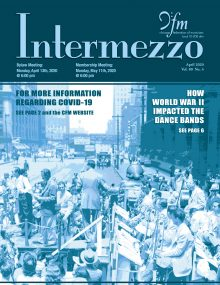 Intermezzo 2020 April