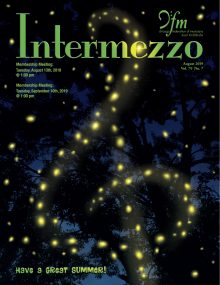 Intermezzo 2019 August