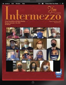 Intermezzo August/September 2020