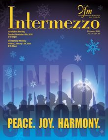 Intermezzo 2019 December