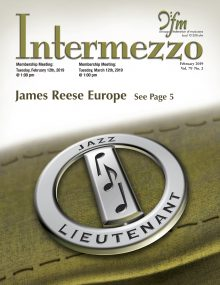 Intermezzo 2019 February