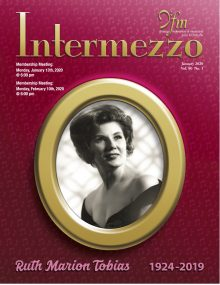 Intermezzo 2020 January