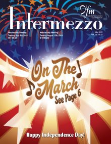 Intermezzo 2019 July