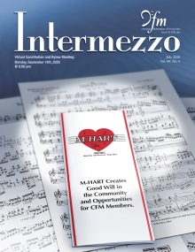 Intermezzo July 2020