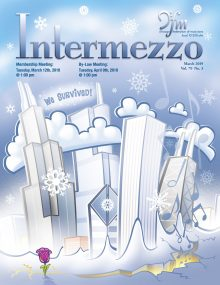 Intermezzo 2019 March