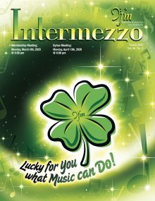 Intermezzo 2020 March
