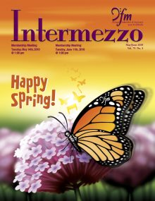 Intermezzo 2019 May/June