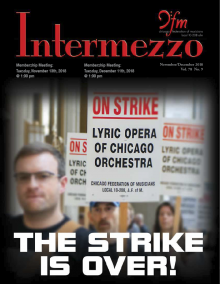 Intermezzo 2018 November/December