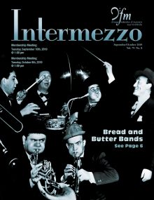 Intermezzo 2019 September/October