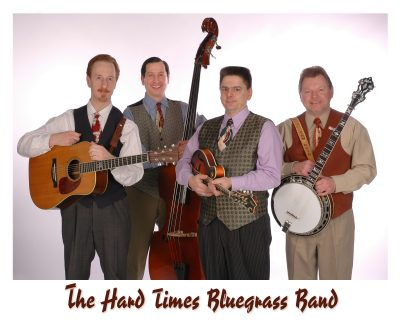 The Hard Times Bluegrass Band